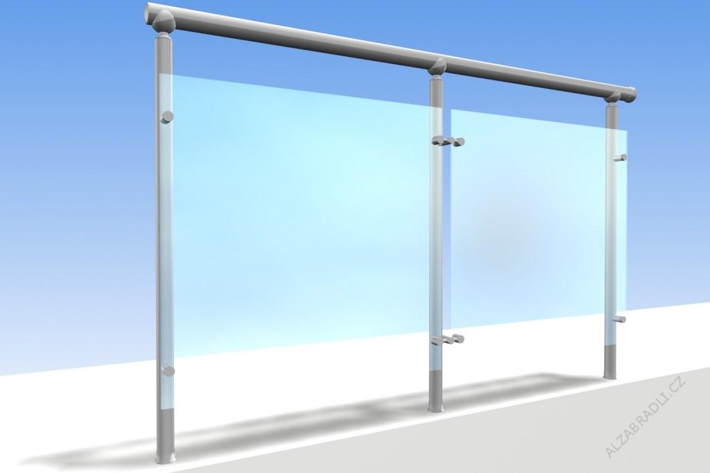 Geländer Für Terrassen Modell F1gelanderkit.de Terrassen Gelander Design