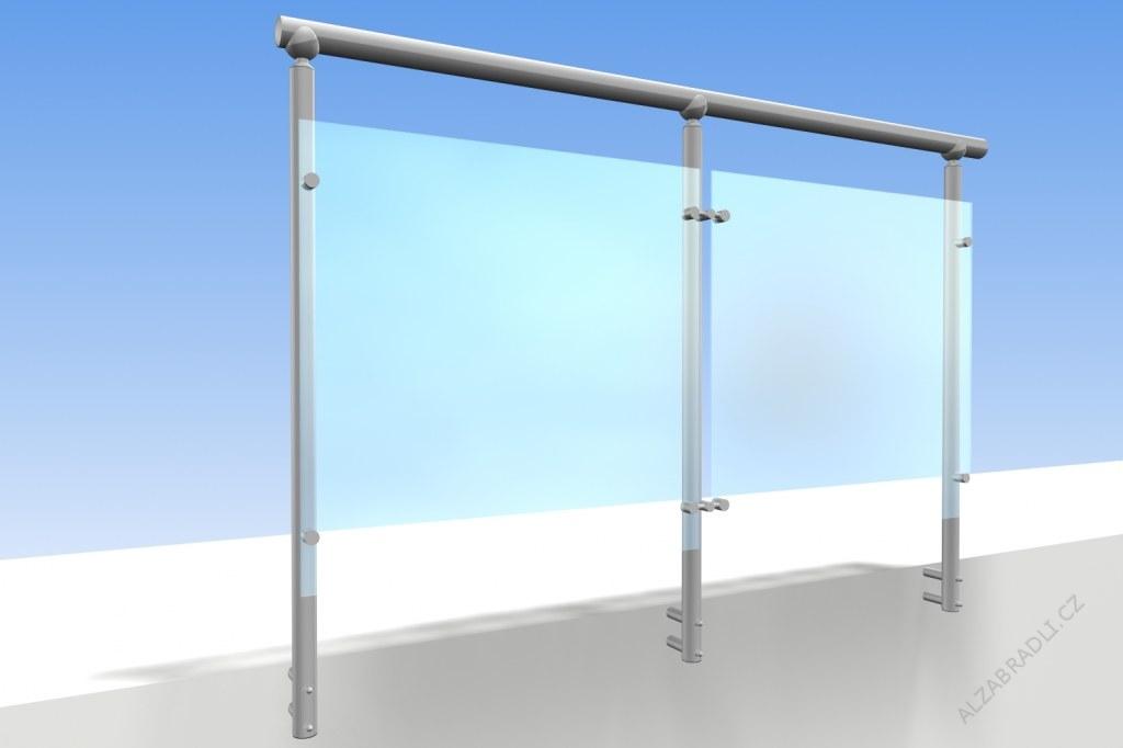 Geländer Für Terrassen Modell F2gelanderkit.de Terrassen Gelander Design