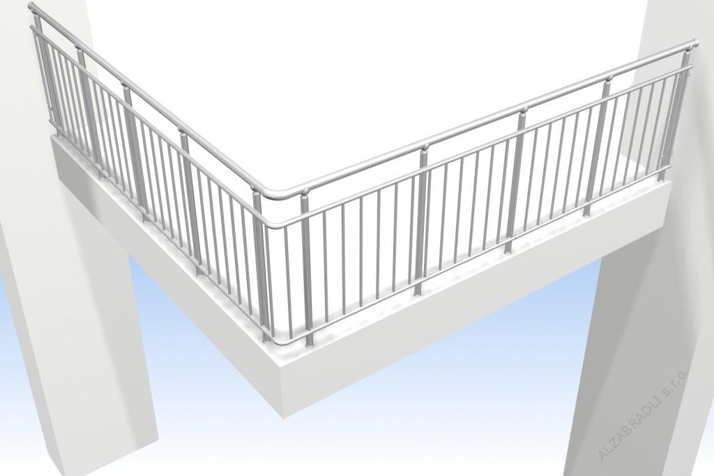 gel nder f r balkons und loggien modell. Black Bedroom Furniture Sets. Home Design Ideas