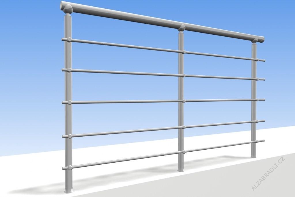 Geländer Für Terrassen Modell B1gelanderkit.de Terrassen Gelander Design