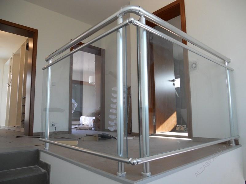 gelnder fr terrassen modell b1 - Terrassen Gelander Design